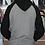Thumbnail: Grey/Black Hoodie