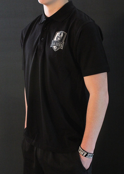 Black Raider Polo
