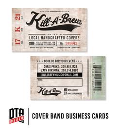 Kill-A-Brew Cover Band