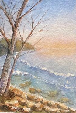 Liltie Series: October Sunset