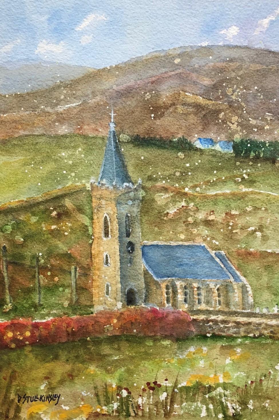 Gleann Colm Cille Church