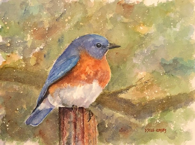 Bluebird Returns