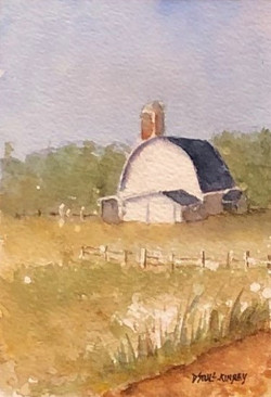 Lilties Series: White Barn