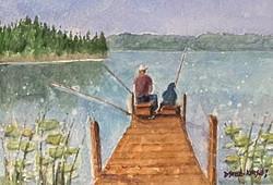 Liltie Series: Fishing Buddies