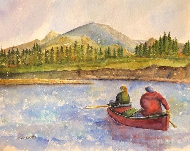One Last Paddle