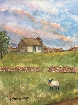 Cottage Ruin