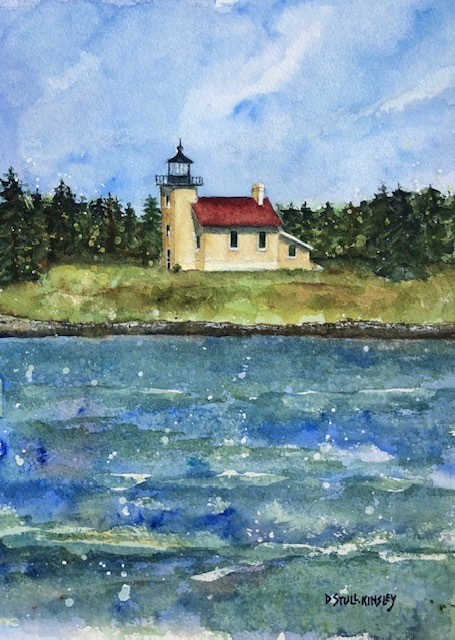 Copper Harbor Light