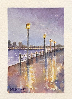 Lilties Series: Skyline Rain