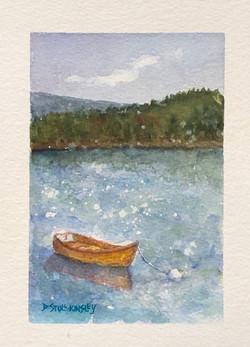 Lilties Series: Corrib Boat