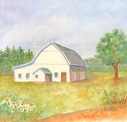 Barn & Blooms