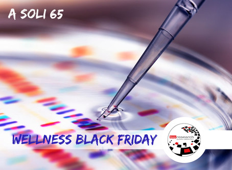 WELLNESS BLACK FRIDAY