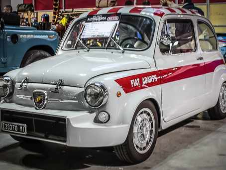 Vintage Cars for all tastes at Milano AutoClassica 2018
