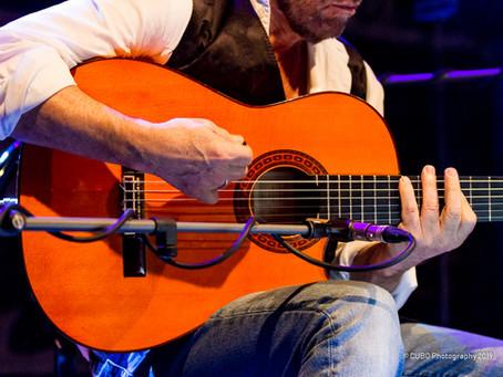 Chitarra da brividi, fra flamenco, tango… e Beatles.