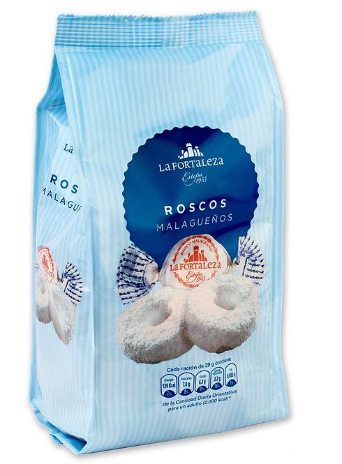 Roscos Malagueños bolsa de 500 gr.