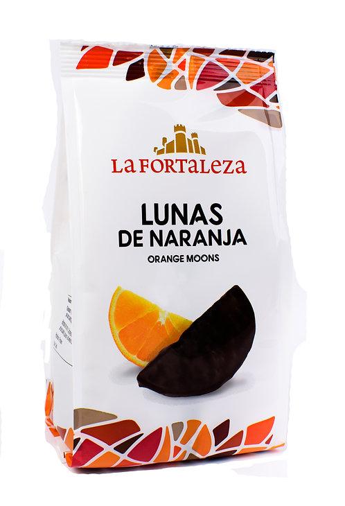 Lunas de Naranja bolsa 120 gr.