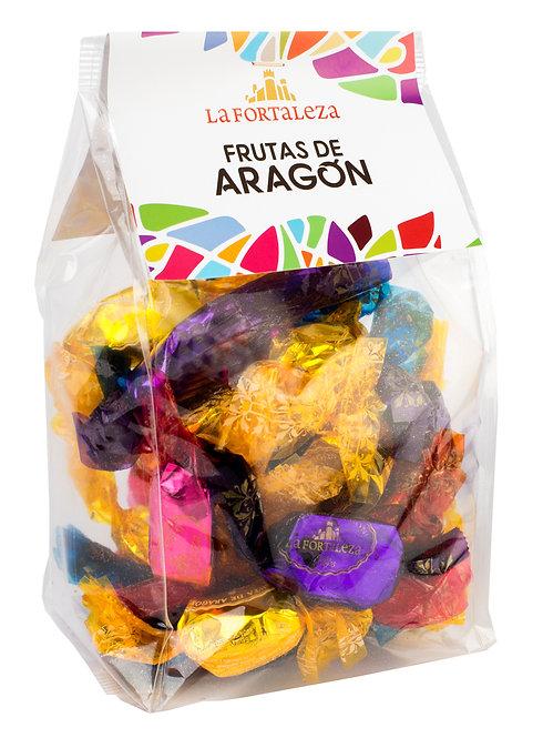 Frutas de Aragón bolsa de 500 gr.