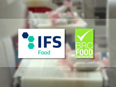 La Fortaleza renueva las certificaciones en seguridad alimentaria para mantecados y polvorones.