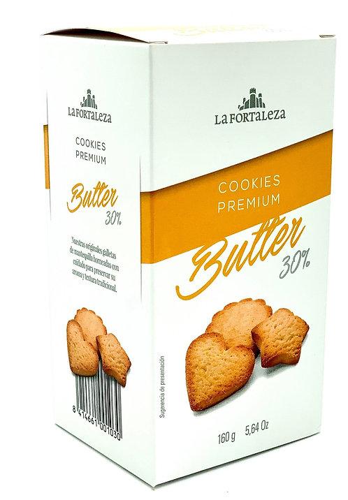 Cookies Butter 30% 160 gr.