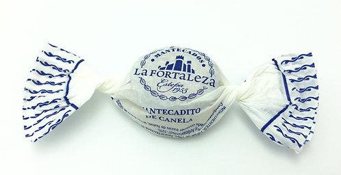 Mini Mantecaditos de Canela bolsa de 500 gr.
