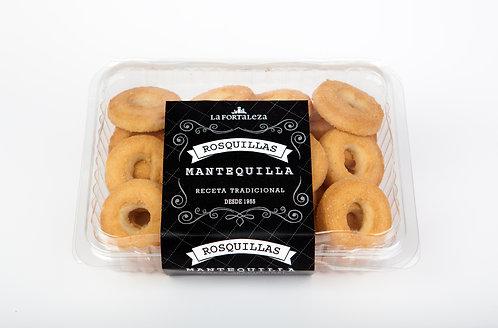 Rosquillas de Mantequilla 220 gr.