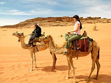 Camel Ride, Camel Tour