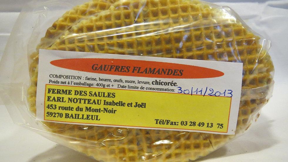 Gaufres Chicorée