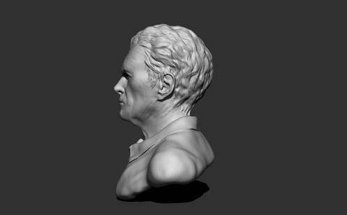 Zbrush Digital Sculpt