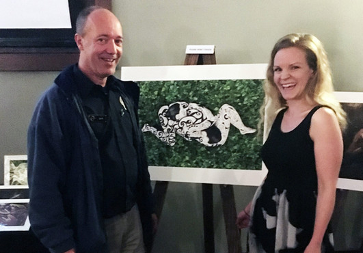 Bodies of Art Exhibition, The Roxy, Wellington NZ, 2017.