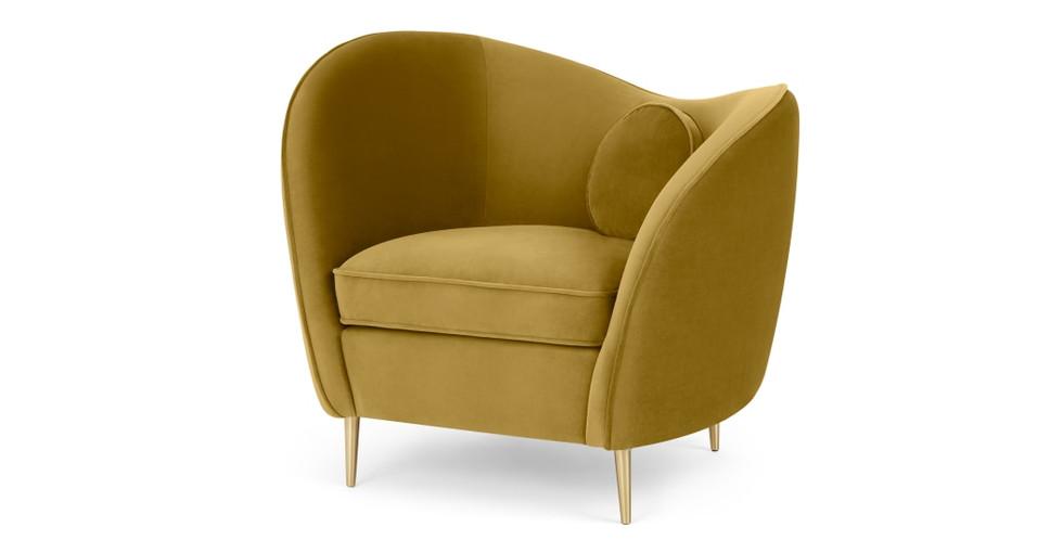 Kooper_Accent_Chair_Vintage_Gold_Velvet_