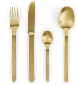 Bude_16_Piece_Cutlery_Set_Matt_Gold_LB01