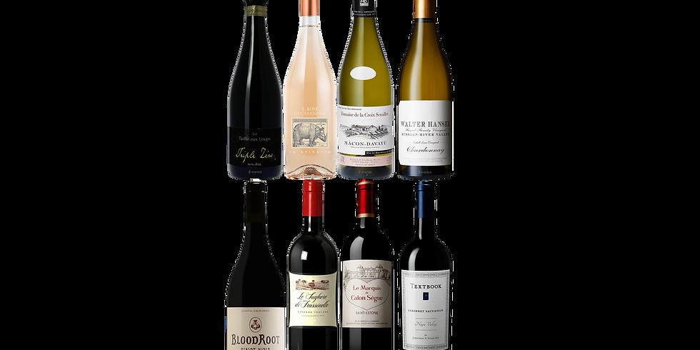 FF SF Memorial Day Weekend Wine Tasting/Poetry Party - May 30, 2021