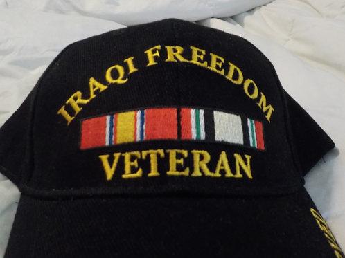 Iraqi Freedom cap