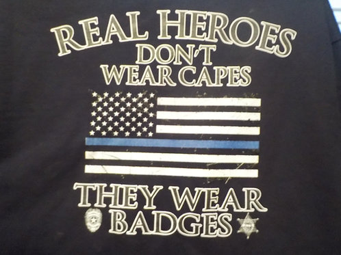 Police cape's T Shirt