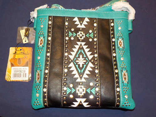 Montana West Aztec series concealed Carry purse