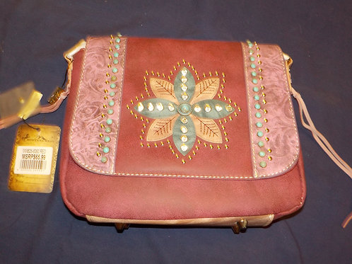 Montana West Concealed Carry purse   Red