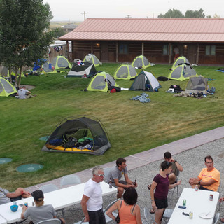 Bikers Camping out on our Lawn - 1.jpg