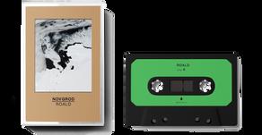 NOVGROD'S NEW ALBUM 'ROALD' OUT NOW