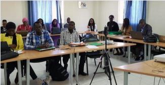 Formation, Sénégal (CRCF), 2019