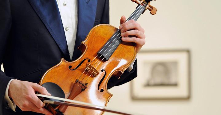 'Macdonald' Stradivarius Viola