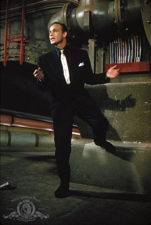 Model: Marlon Brando