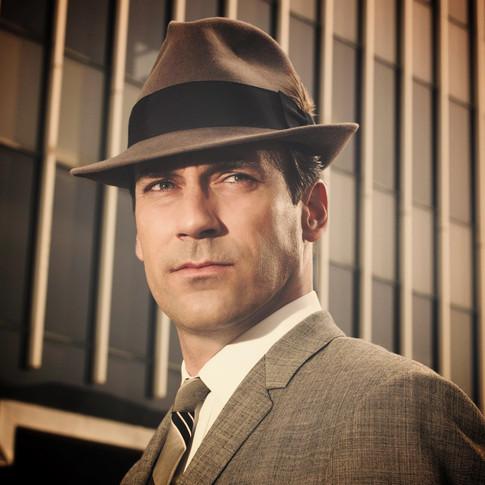 Agent Harvey.
