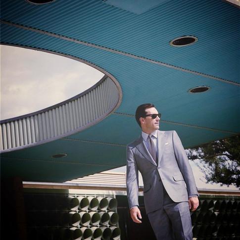 Harvey in shades
