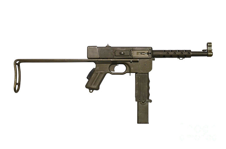 Mat-49 French SMG