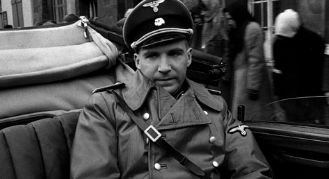 Ok not SS, but I can't find any pics of Ralph in Wehrmacht wear.