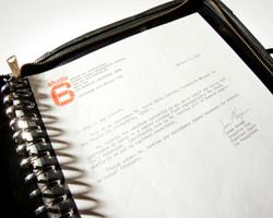 Studio Six film-production document