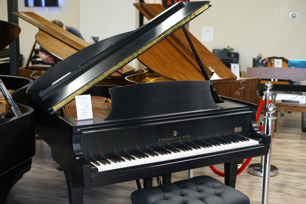Steinway & Sons 'Model S' Grand Piano
