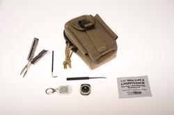 CIA Escape and Evasion Survival Bag