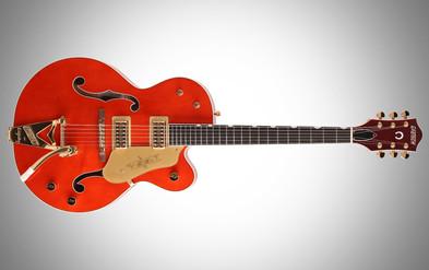 Gretsch G6120 Chet Atkins Hollow-body Guitar