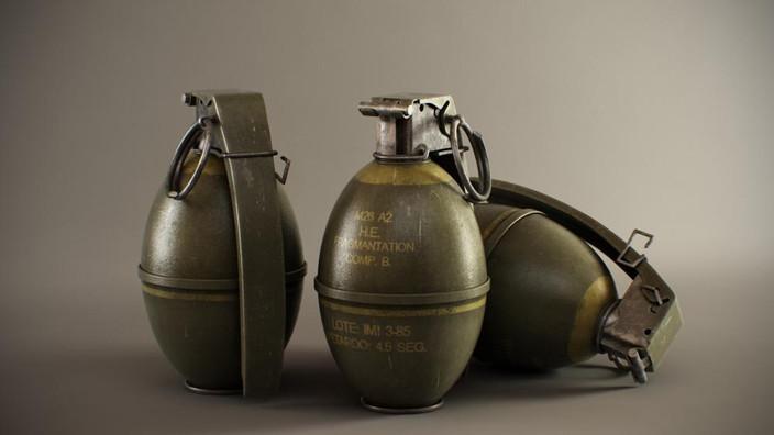 "M26 ""Lemon"" Grenade"