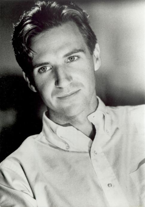 Model: Ralph Fiennes